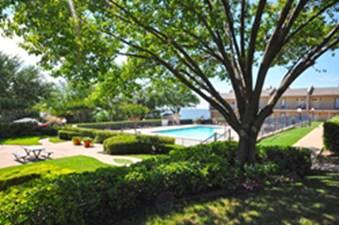 Pool at Listing #135823