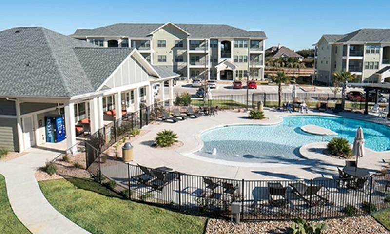 Strand Apartments Kyle, TX