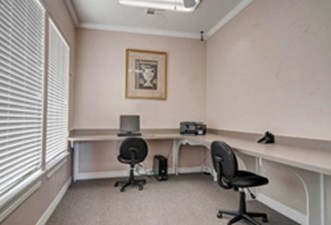 Business Center at Listing #137993