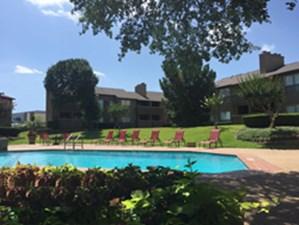 Pool at Listing #136738