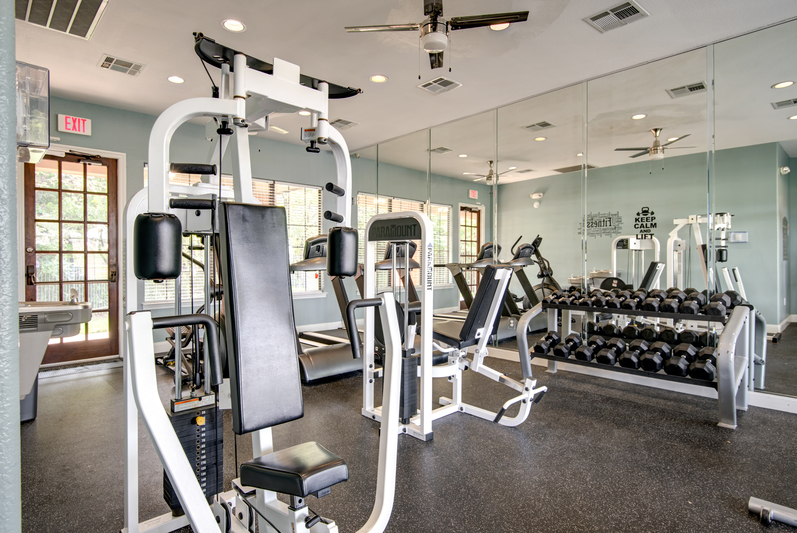 Fitness at Listing #138198