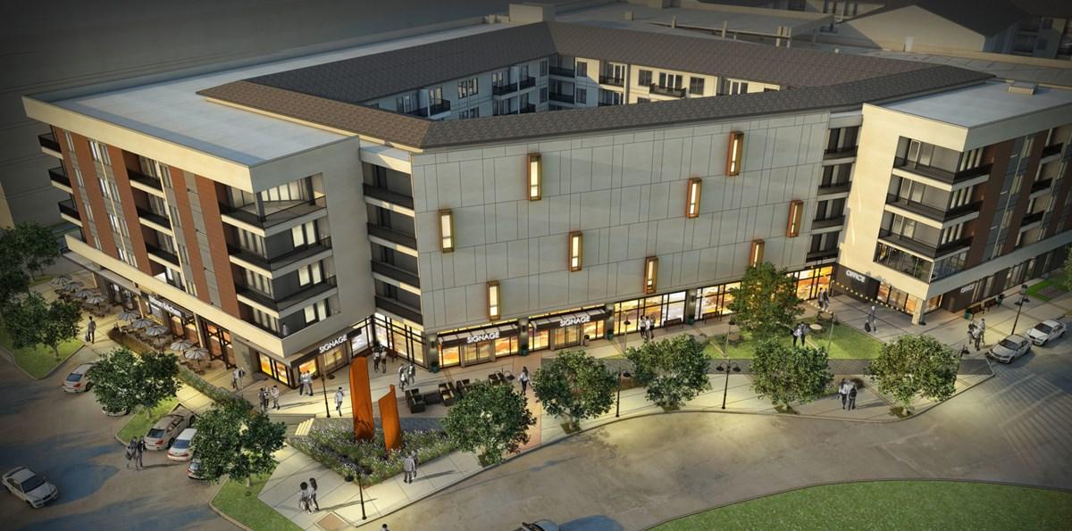 Alexan Central Apartments Richardson, TX