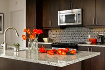 Kitchen at Listing #153231