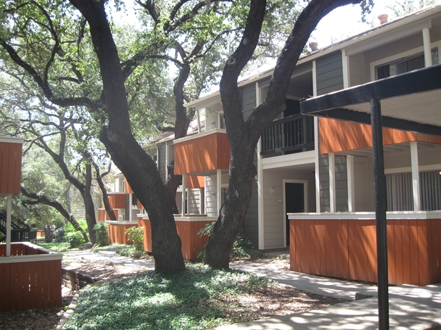 Alamo Hillside Apartments San Antonio, TX