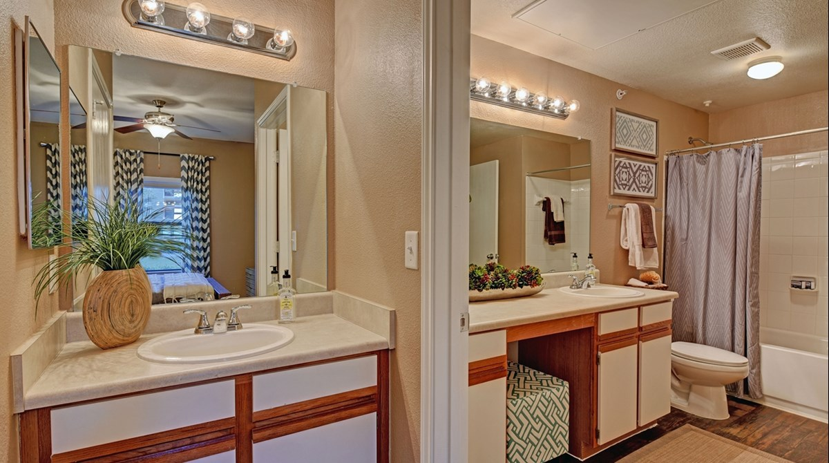Bathroom at Listing #144755