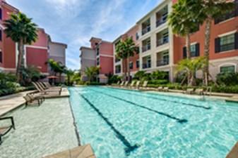 Pool at Listing #225065