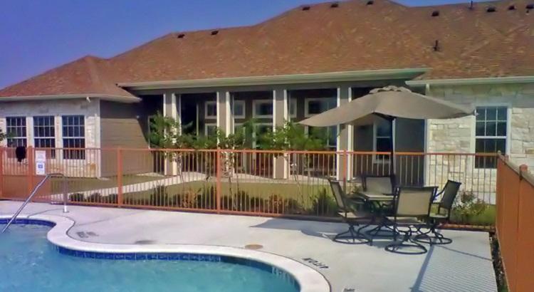 Pool at Listing #151587