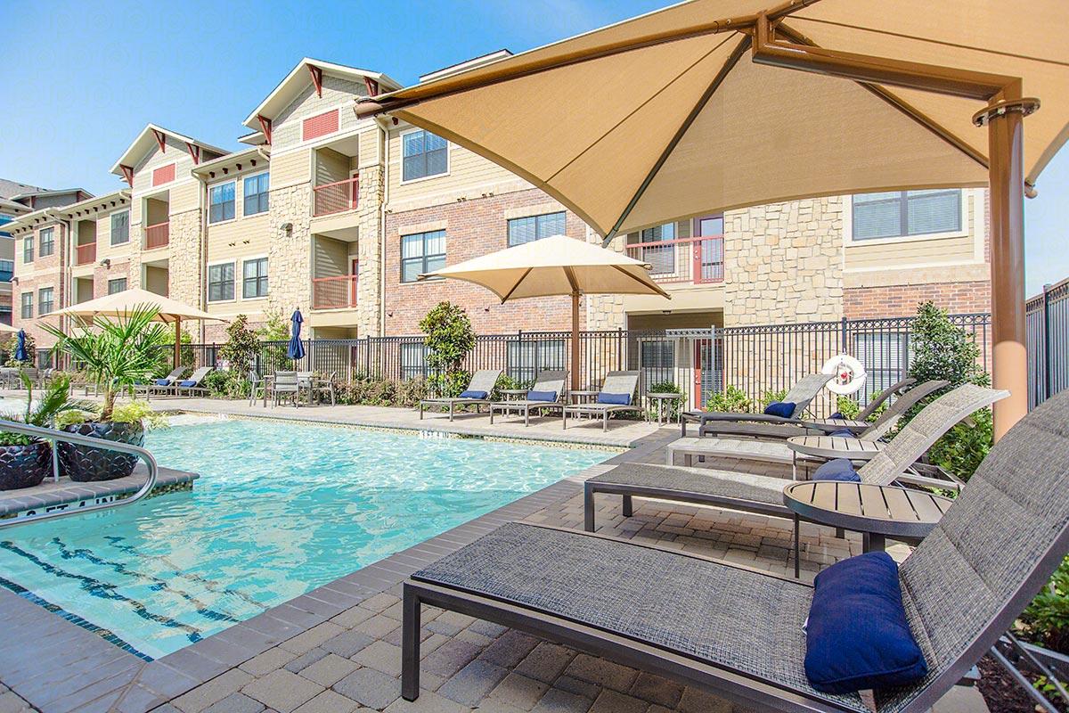 Pool at Listing #275394