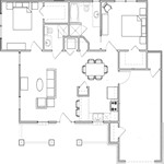 1,473 sq. ft. E floor plan