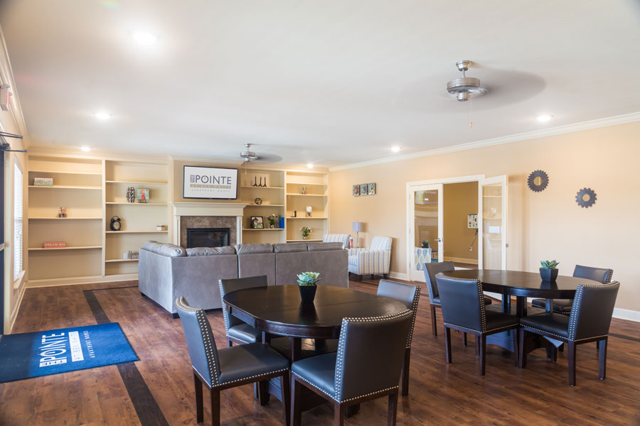 Clubhouse at Listing #264126