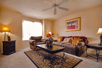 Living Room at Listing #144821