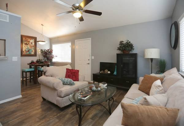 Living/Dining at Listing #136802