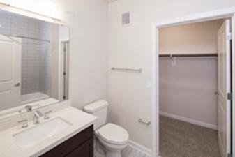 Bathroom at Listing #140641