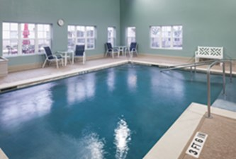 Indoor Pool at Listing #253225