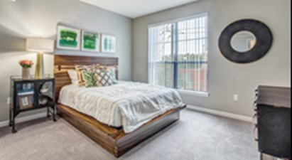Bedroom at Listing #144608