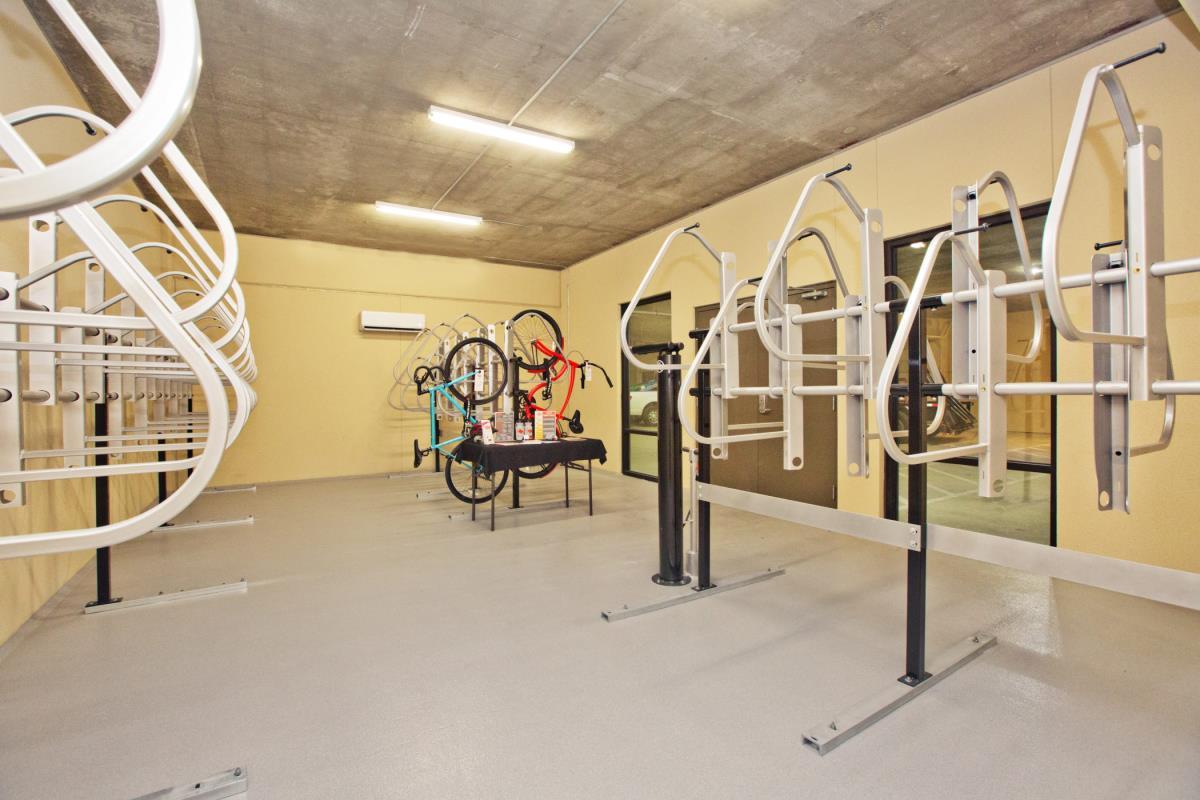 Bike Storage at Listing #277743
