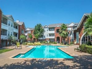 Pool at Listing #137838