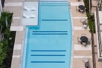 Pool at Listing #281374