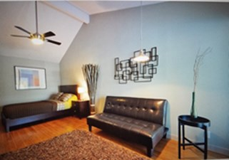 Living Area at Listing #144434