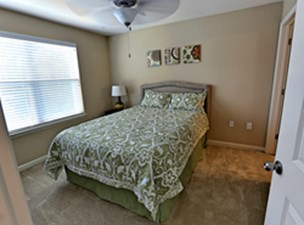 Bedroom at Listing #291777