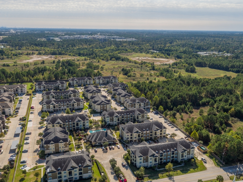 Aerial View  at Listing #143402