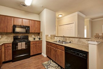 Kitchen at Listing #145054