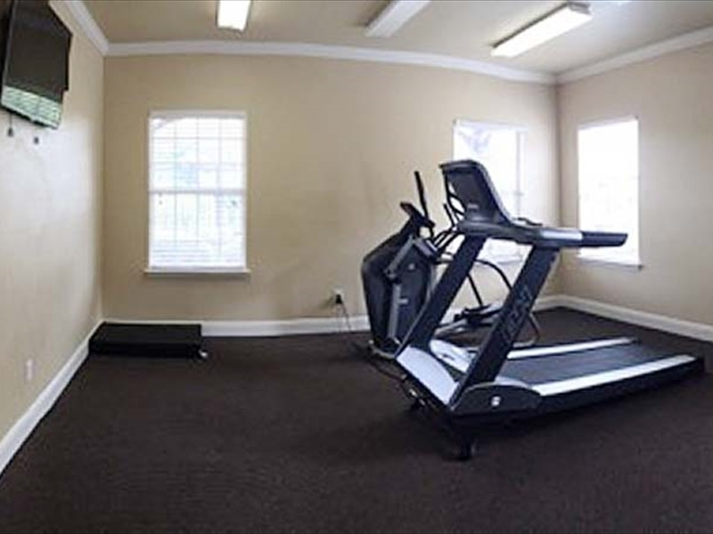 Fitness Center at Listing #146886