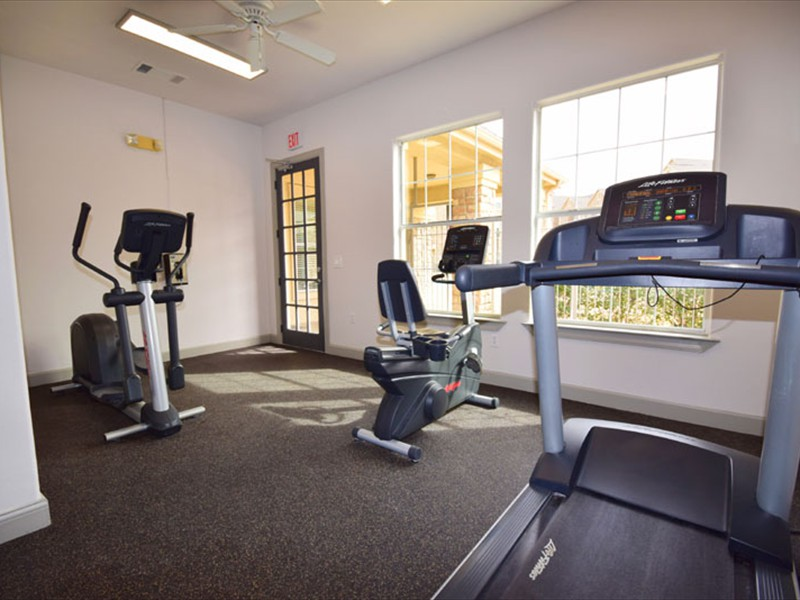 Fitness Center at Listing #144648