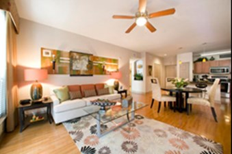 Living Area at Listing #145130
