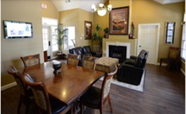 Clubhouse at Listing #138823