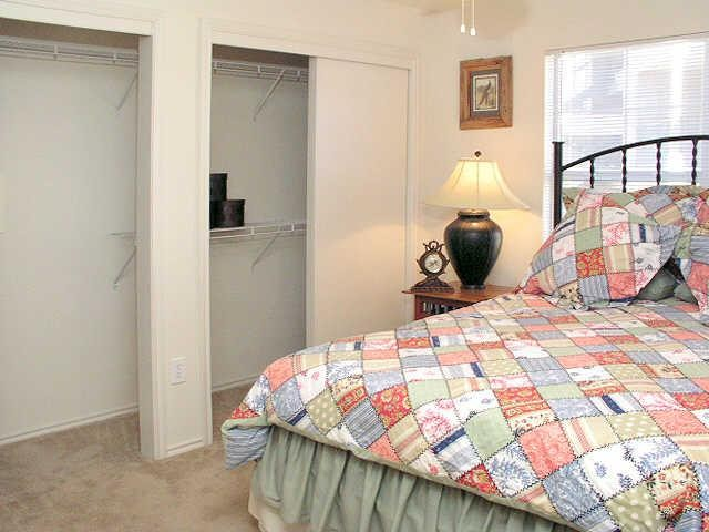 Bedroom at Listing #140735