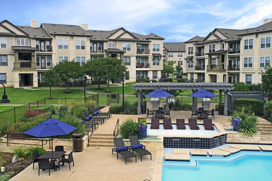 Camden Cedar Hills Apartments South Mopac TX