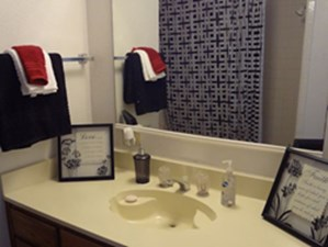 Bathroom at Listing #136856