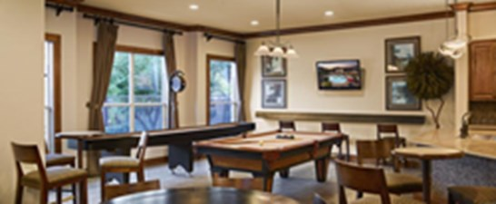 Clubhouse at Listing #146284