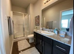 Bathroom at Listing #335068