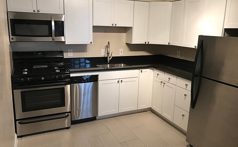 Kitchen at Listing #145097