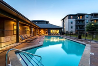 Pool at Listing #226320