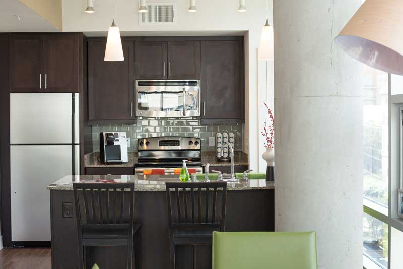 Kitchen at Listing #245248