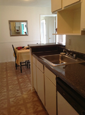 Dining/Kitchen at Listing #224849