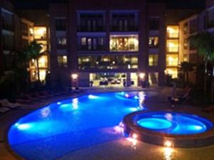 Pool at Listing #153058