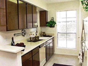 Kitchen at Listing #139663
