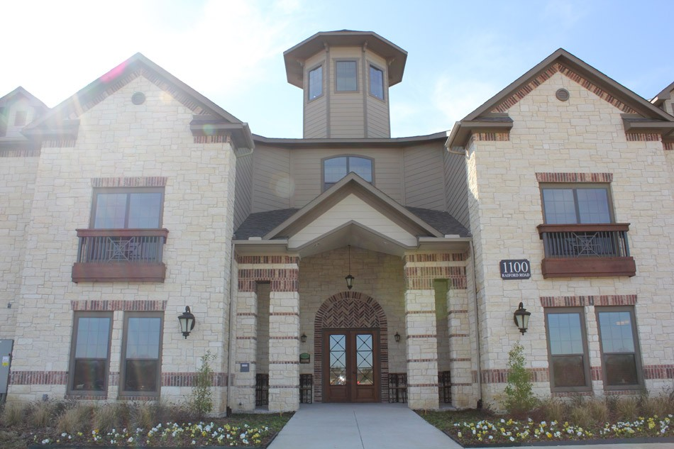 Villas on Raiford Apartments , TX