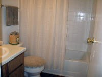 Bathroom at Listing #140824
