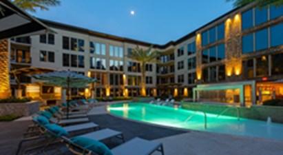 Pool at Listing #278774
