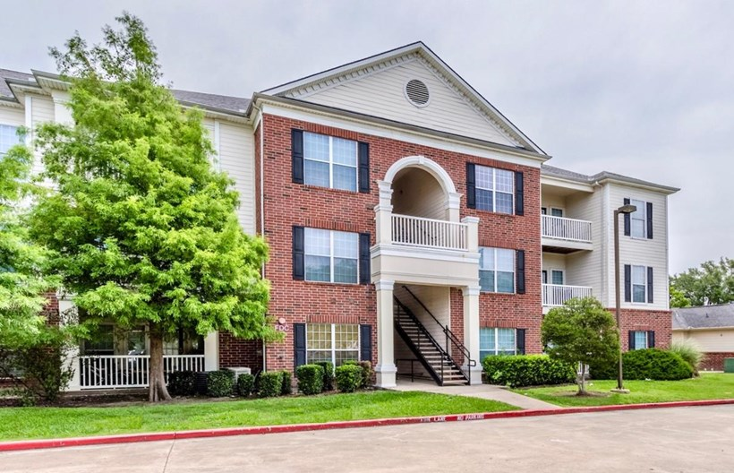 City Parc I at West Oaks Apartments