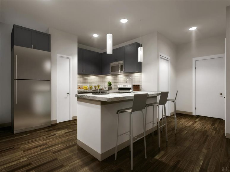 Kitchen at Listing #277913