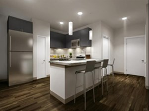 Kitchen at Listing #277913