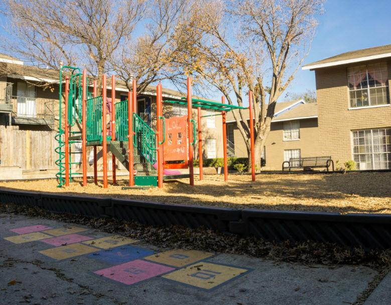 Playground at Listing #136402