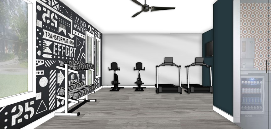 Fitness Rendering at Listing #138505