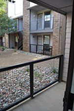 Patio at Listing #135833